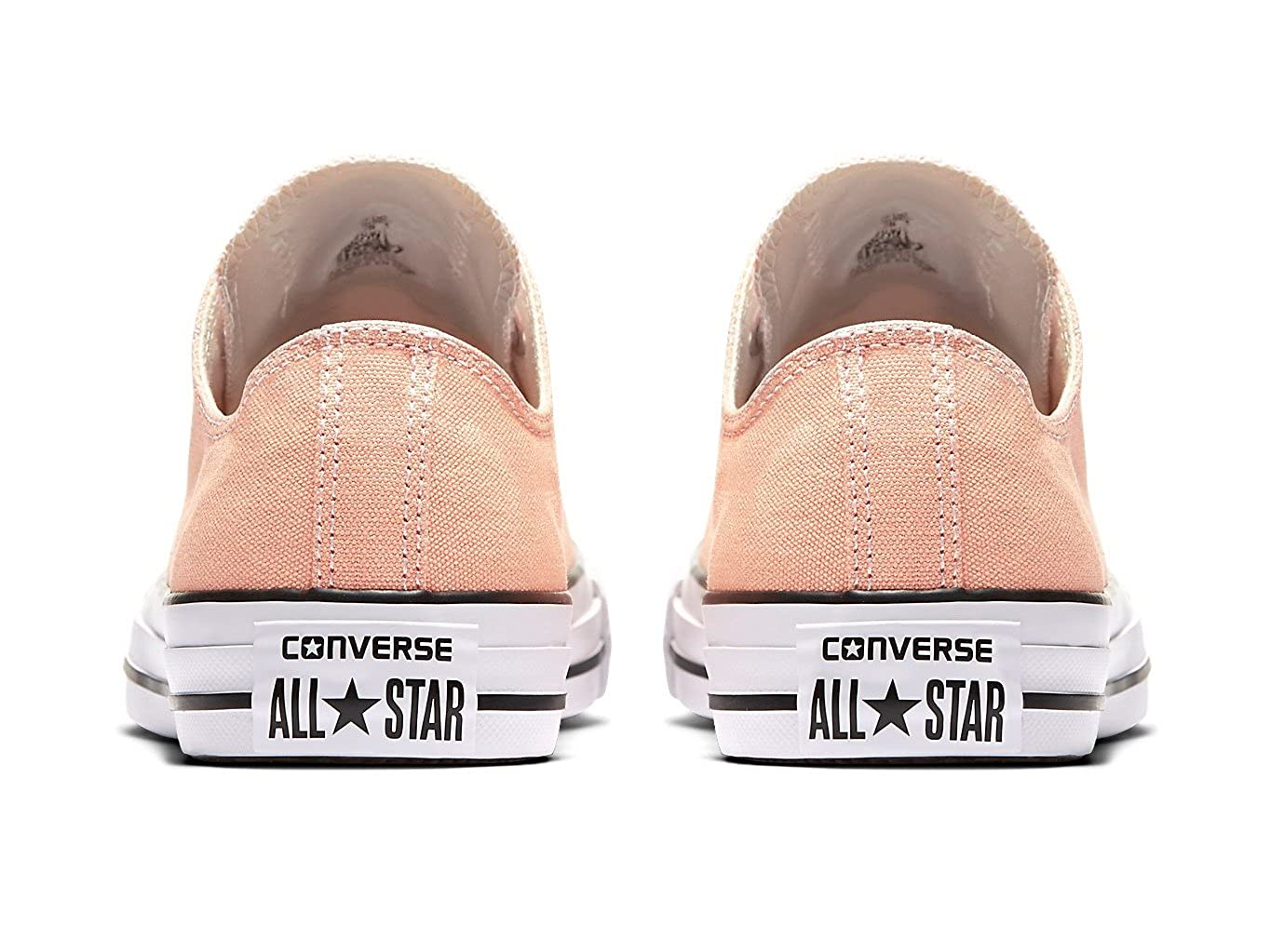 3edd20a1185d Converse Womens CTAS Ox Sunset Glow Canvas Trainers  Amazon.co.uk  Shoes    Bags