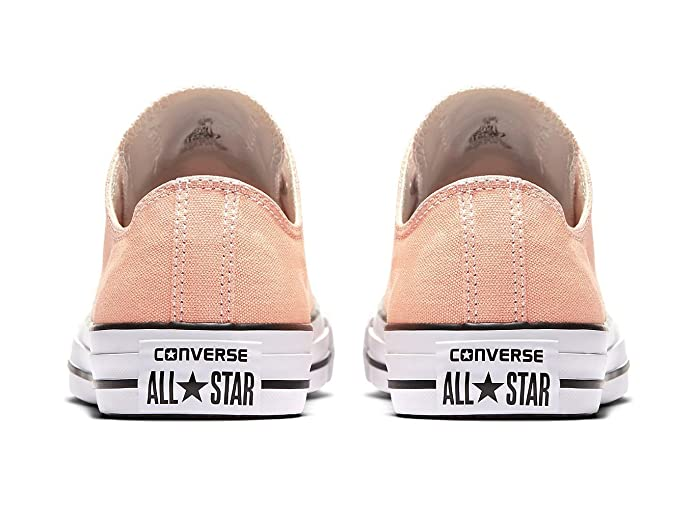 9c84063bdec3 Converse Womens CTAS Ox Sunset Glow Canvas Trainers  Amazon.co.uk  Shoes    Bags