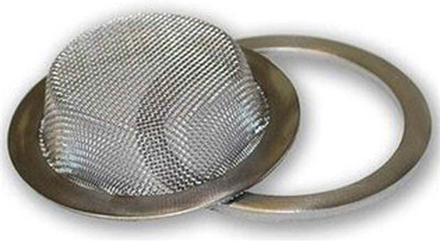 USFS Approved Spark Arrestor Screen Fits 2002-2007 Honda CRF450R