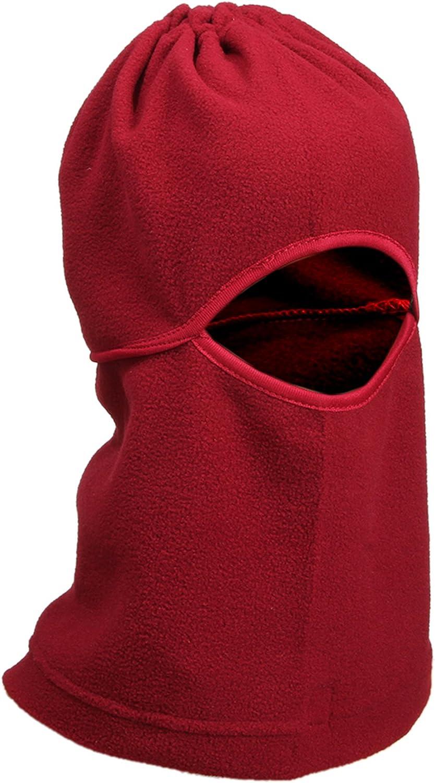 La Vogue Cycling Face Mask Neck Warmer Hooded Hat Balaclava Ski Hat
