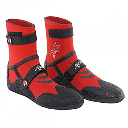 innovative design c2349 73403 Ascan Red Star 5 Mm Neoprene, Scarpe Surf - 42: Amazon.it ...