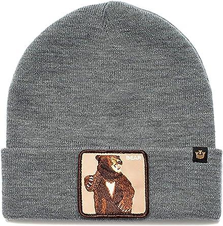 Goorin Bros Bear Gorro de Invierno Unisex - algodón Talla: Talla única: Amazon.es: Ropa y accesorios