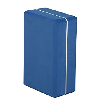 300g 23x15x10cm Yogaklotz Yogazubehör Yogablock »Adhipa« extra DICK Gewicht ca