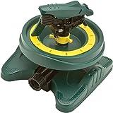 Adjustable Pattern Sprinkler