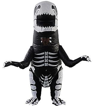 YOWESHOP T-Rex - Disfraz Hinchable de Dinosaurio - Disfraz ...