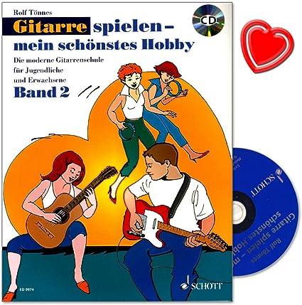 Rolf Tönnes ED9974 9783795758455 - Guitarra para jóvenes y adultos ...