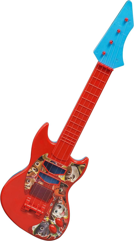 Paw Patrol – Guitarra – Nickelodeon: Amazon.es: Juguetes y juegos