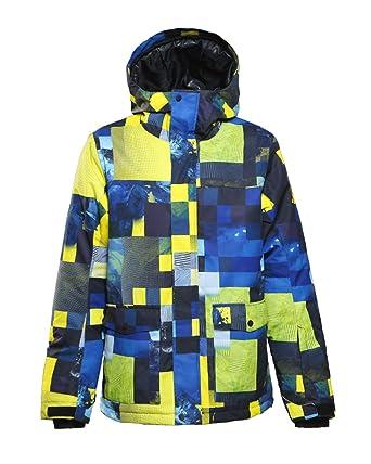 639f6d855 Ski Jacket Men's Snowboard Jacket and Pants Set Waterproof Snowbib Snowsuit  Set Ski Coat for Men