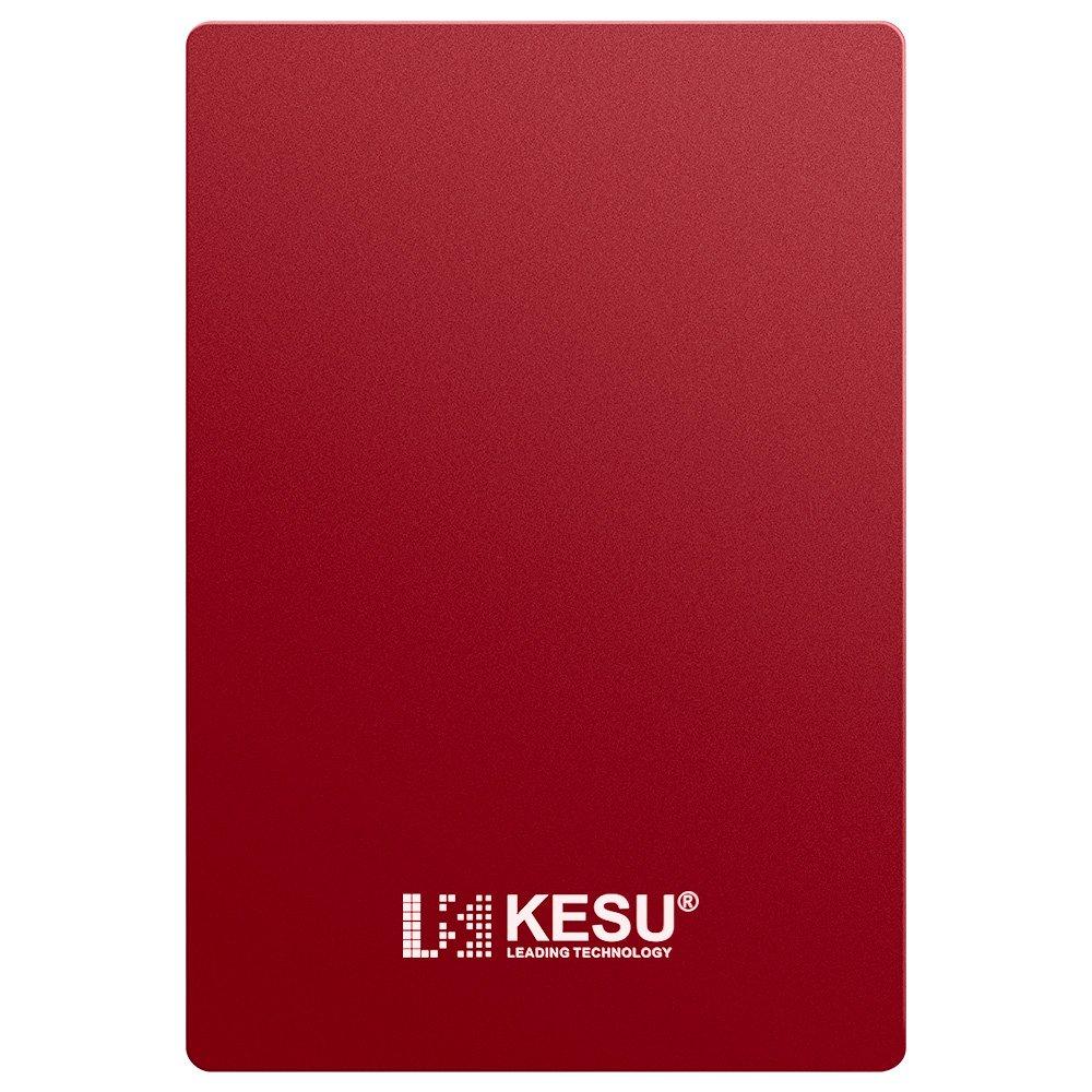 Chromebook Color Negro MacBook Mac USB3.0 SATA HDD Almacenamiento para PC KESU Disco Duro Externo Port/átil 2.5 160GB PS4 PS4 Pro Xbox 360 PS4 Slim Xbox One