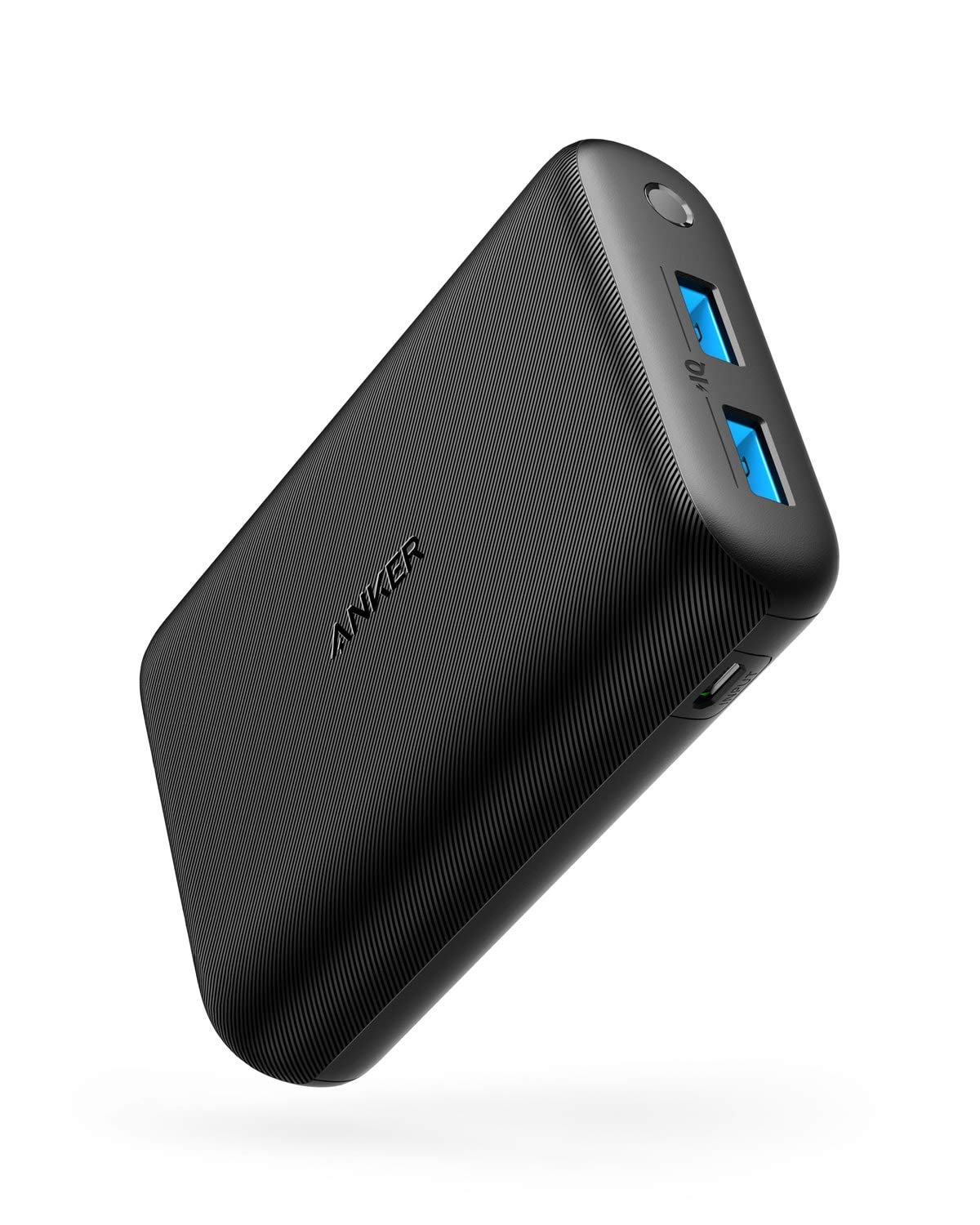 Anker PowerCore 15000 Redux, Compact 15000mAh 2-Port Ultra-Portable Phone Charger Power Bank with PowerIQ and VoltageBoost Technology for iPhone, iPad, Samsung Galaxy by Anker