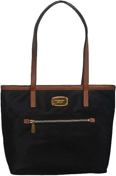 : Michael Kors Montauk Nylon MD Tote Bag Handbag