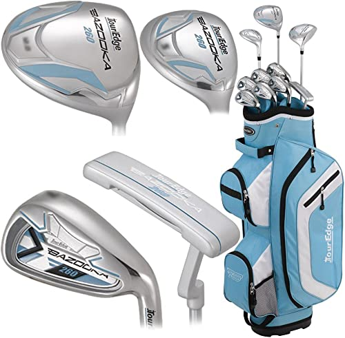 Tour Edge Women Bazooka 260 Full Set