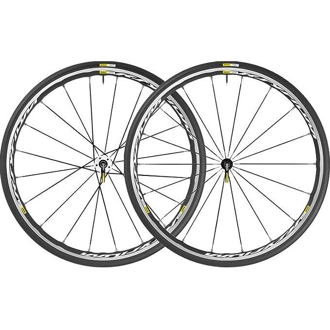 2016 Mavic Ksyrium Elite Wheelset White M11 25 Amazon Ca Sports