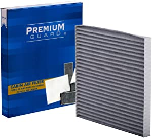 PG Cabin Air Filter PC99270C   Fits 2015-18 Chevrolet City Express, 2014-18 Nissan NV200