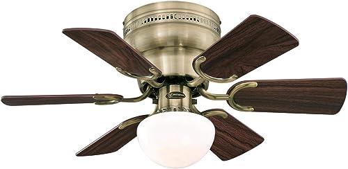 Westinghouse Lighting 7231700 Petite Indoor Ceiling Fan