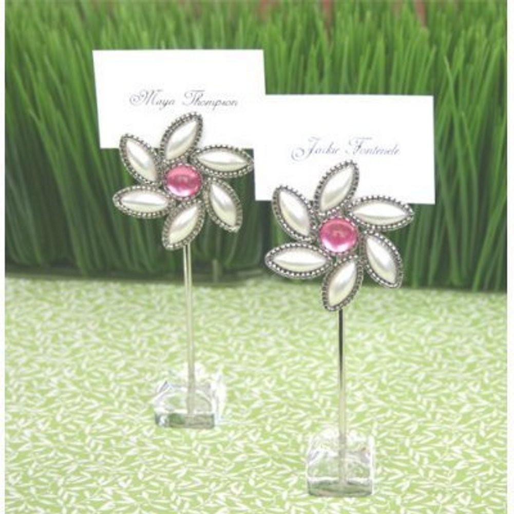 Love Blooms Flower Place Card Holders (set of 96) by E&B (Image #1)