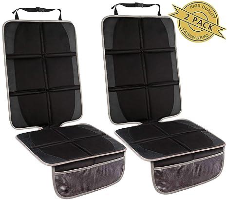 Amazon.com: Protector de asiento de coche para bebé., L ...