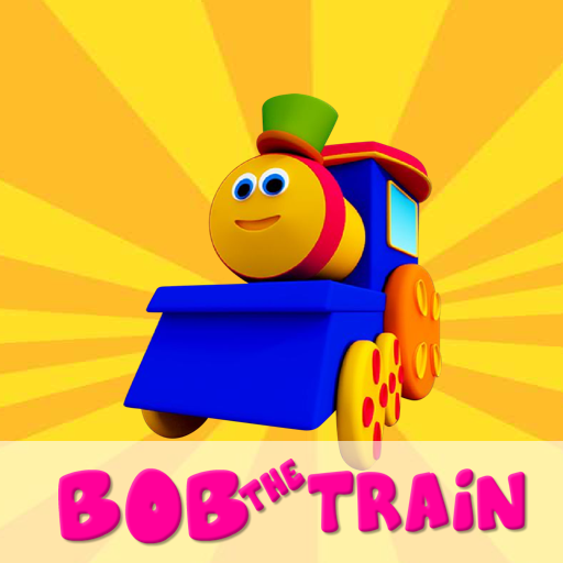 Train Animated - Bob The Train