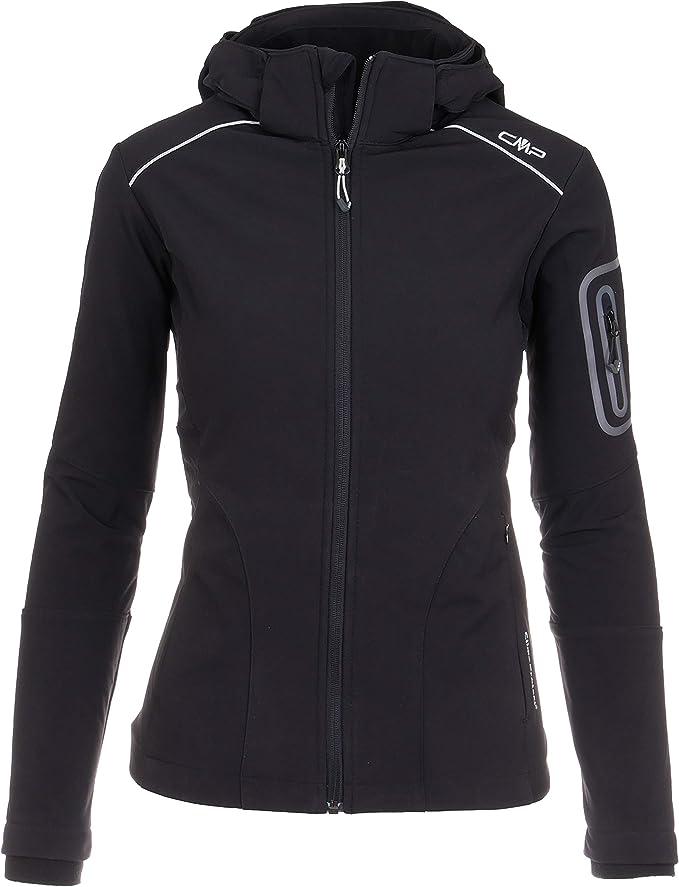 Softshelljacken für Damen auch als Fahrrad regen jacke für große Mädchen Funktions Outdoor Wandern Jacke atmungsaktiv wasserabweisend in vielen Farben