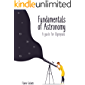 Fundamentals of Astronomy : A guide for Olympiads