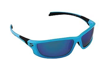 Spiuk Spicy Brille, Unisex Erwachsene, matt blau/schwarz, Einheitsgröße