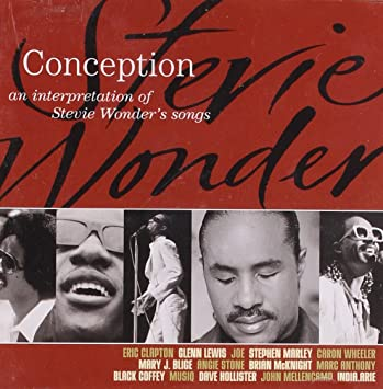 conception an interpretation of stevie wonders songs