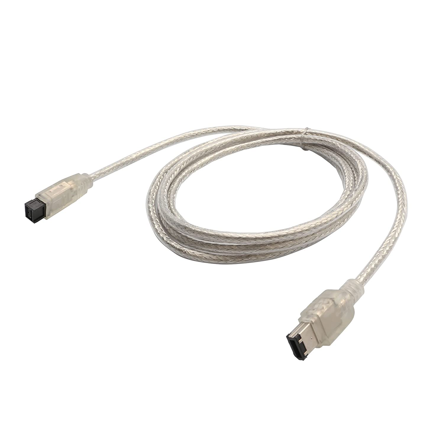 1.8 Meter Syba SY-CAB-F6 FireWire 1394a 6-Pin x 6-Pin Cable