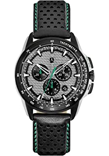 amazon com mercedes benz tourneau women s leather strap watch mercedes benz petronas amg motorsports chronograph watch