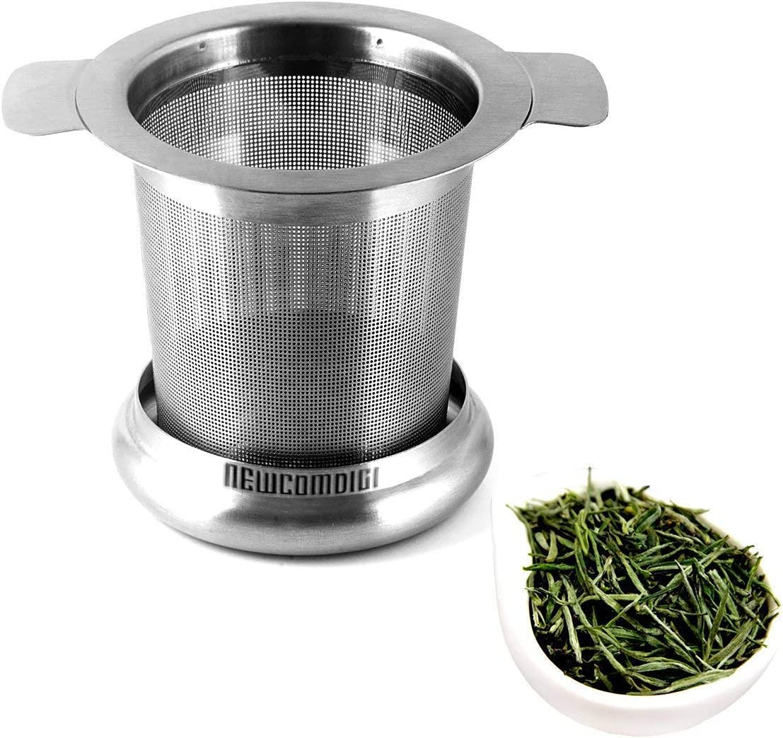 Infuser Stainless Steel Tea Filter Tea Strainer With A Handle Stainless