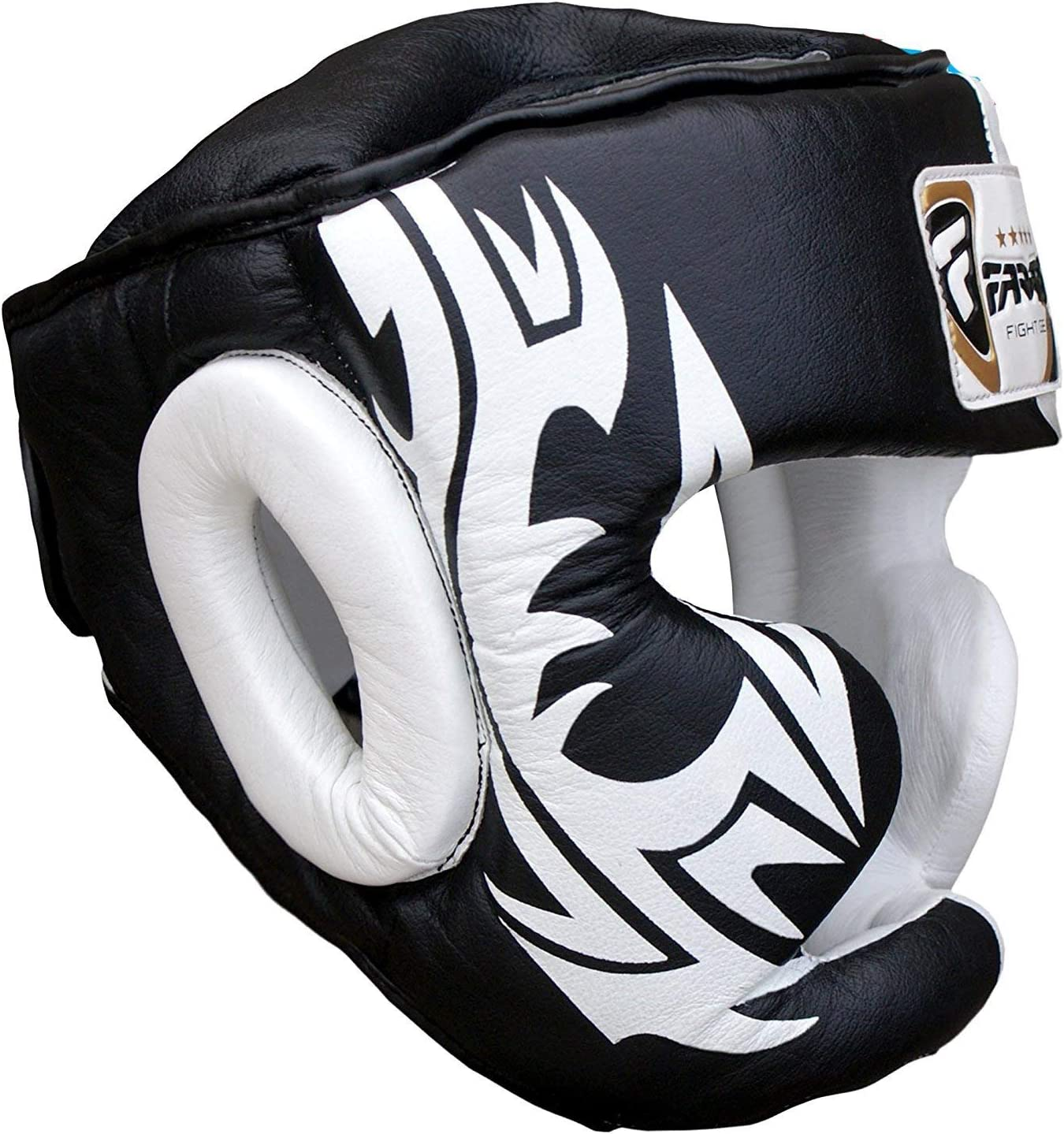VELO Boxing Head Guard MMA Headguard Kickboxing Adult Sparring mma Protection