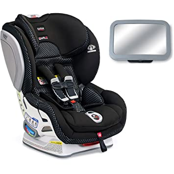 Britax Advocate ClickTight ARB Cool Flow Collection Convertible Car Seat With Back Mirror