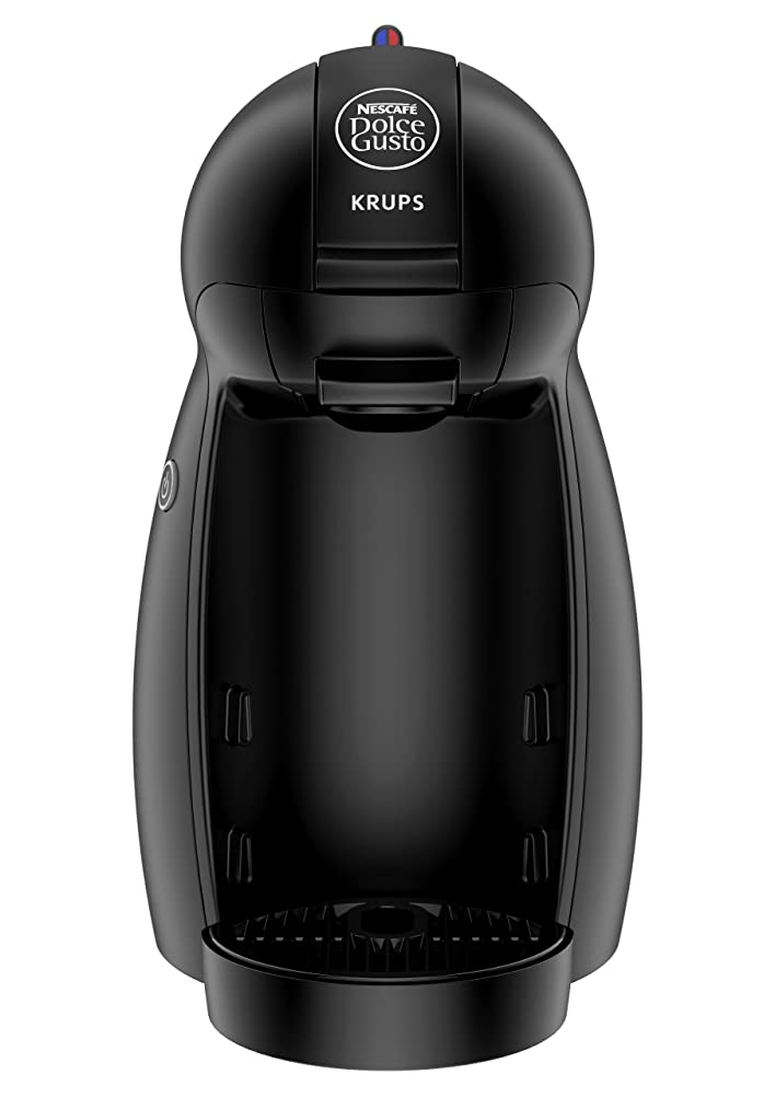 NESCAFE Dolce Gusto Piccolo Manual Coffee Machine by Krups - Black ...