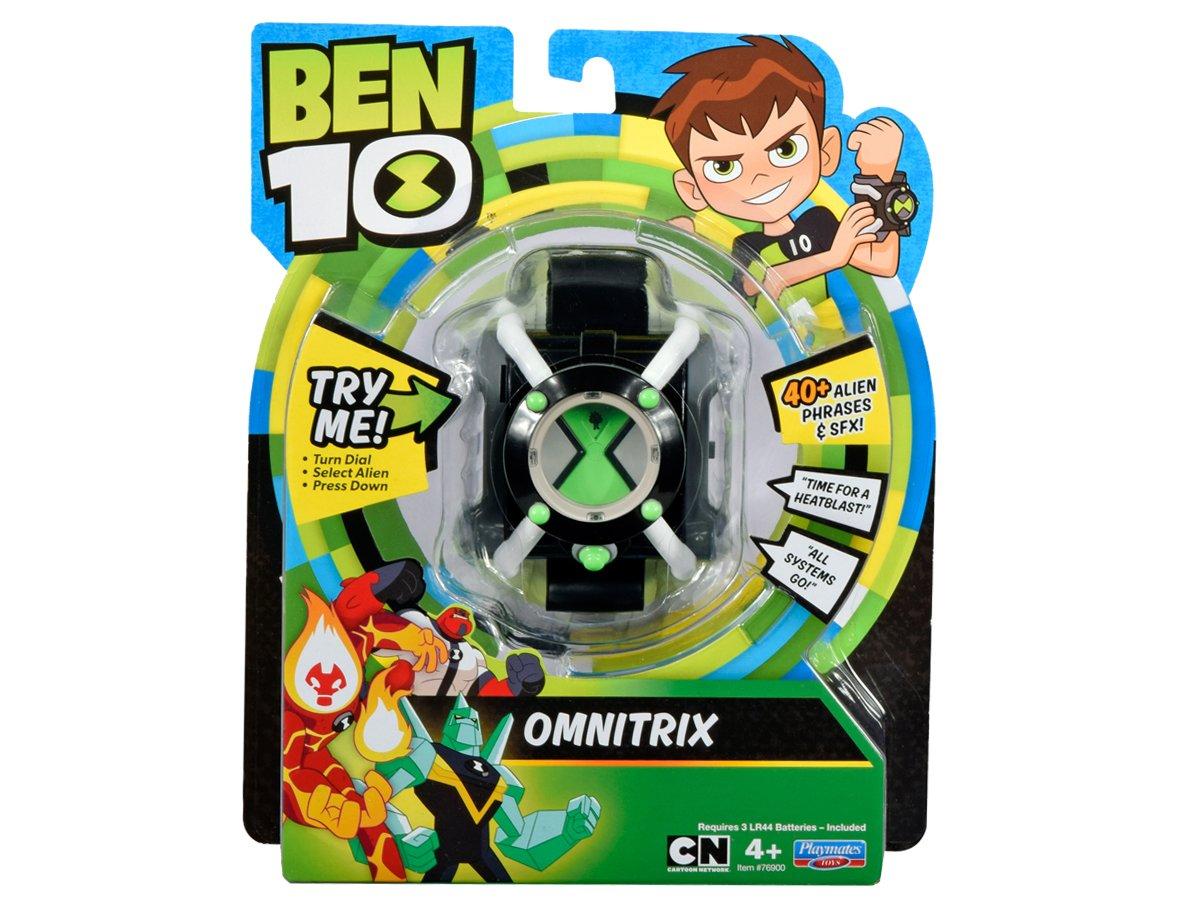 Ben 10 Basic Omnitrix BEN04412
