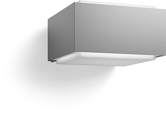 Philip hedgehog lampada da parete da esterno grigio amazon