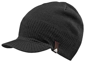 Amazon Con Invernale Essentials Seasonal Cappello Visiera Adidas YqRpxI4