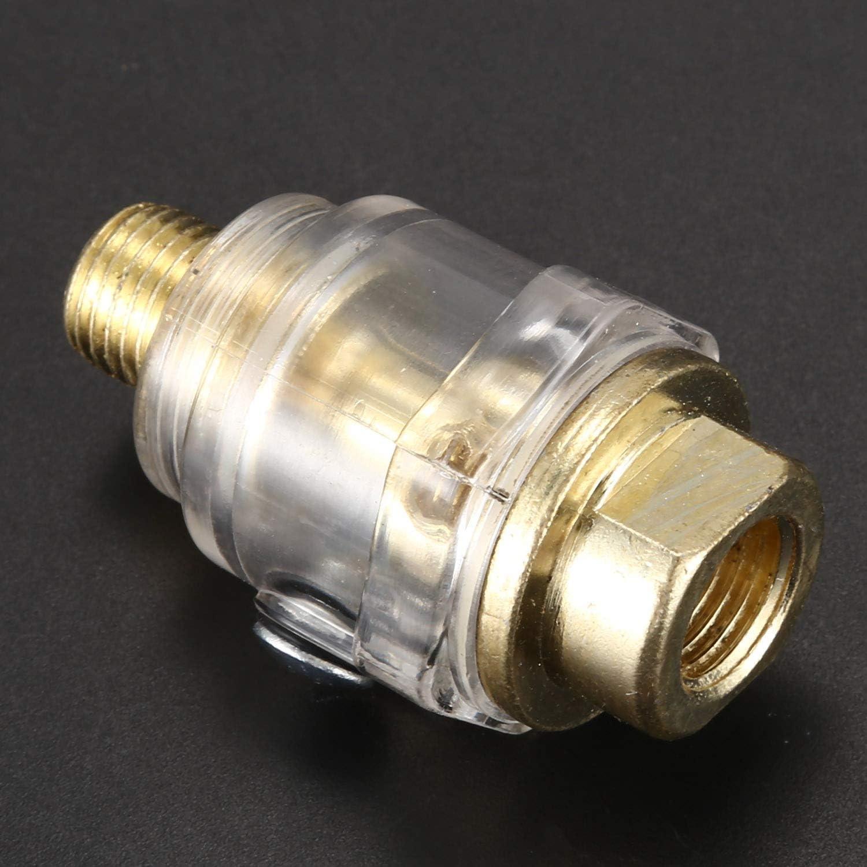 """1//4 /"""" Remplisseur automatique graisseur lubrifiant tuyau de compresseur d/'air"""