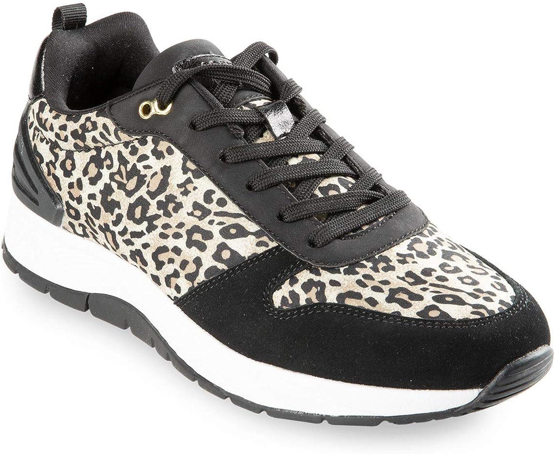 Socx - Zapatillas de Running para Mujer, Color Negro, Talla 39 EU ...