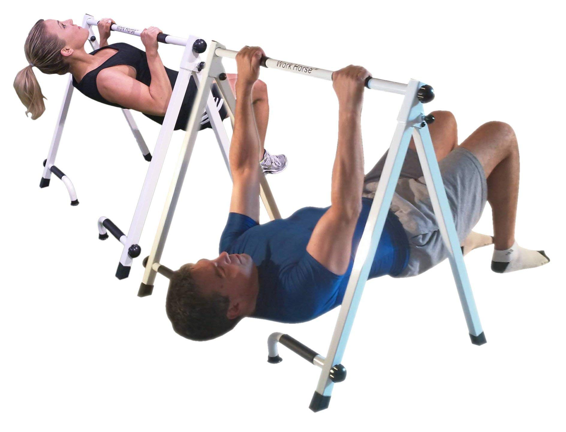 Portable Pull up & Push up Bar For Inverted Pull ups