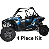 2014-2018 Polaris RZR XP 1000 XP1000 / Turbo Lower Door Insert Panels