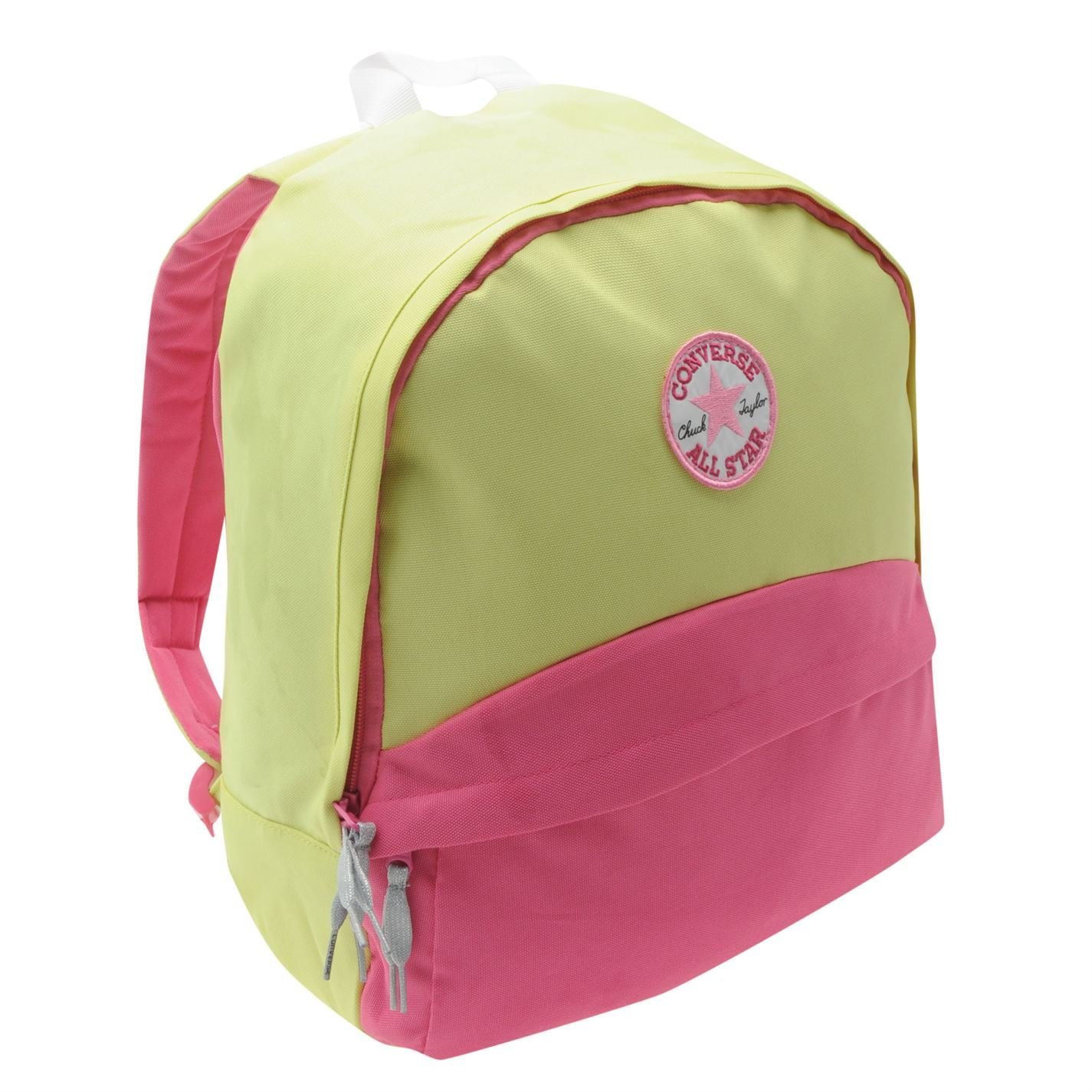 Converse 4a5033 Backpack Green Rucksack Sports Bag Gymbag Kitbag H Pink 15 Inches W 11 D 45 Outdoors