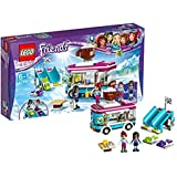 LEGO UK 41319 Snow Resort Hot Chocolate Van Construction Toy