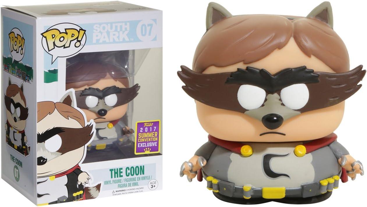 South Park Funko POP TV The Coon Exclusive Vinyl Figure #07