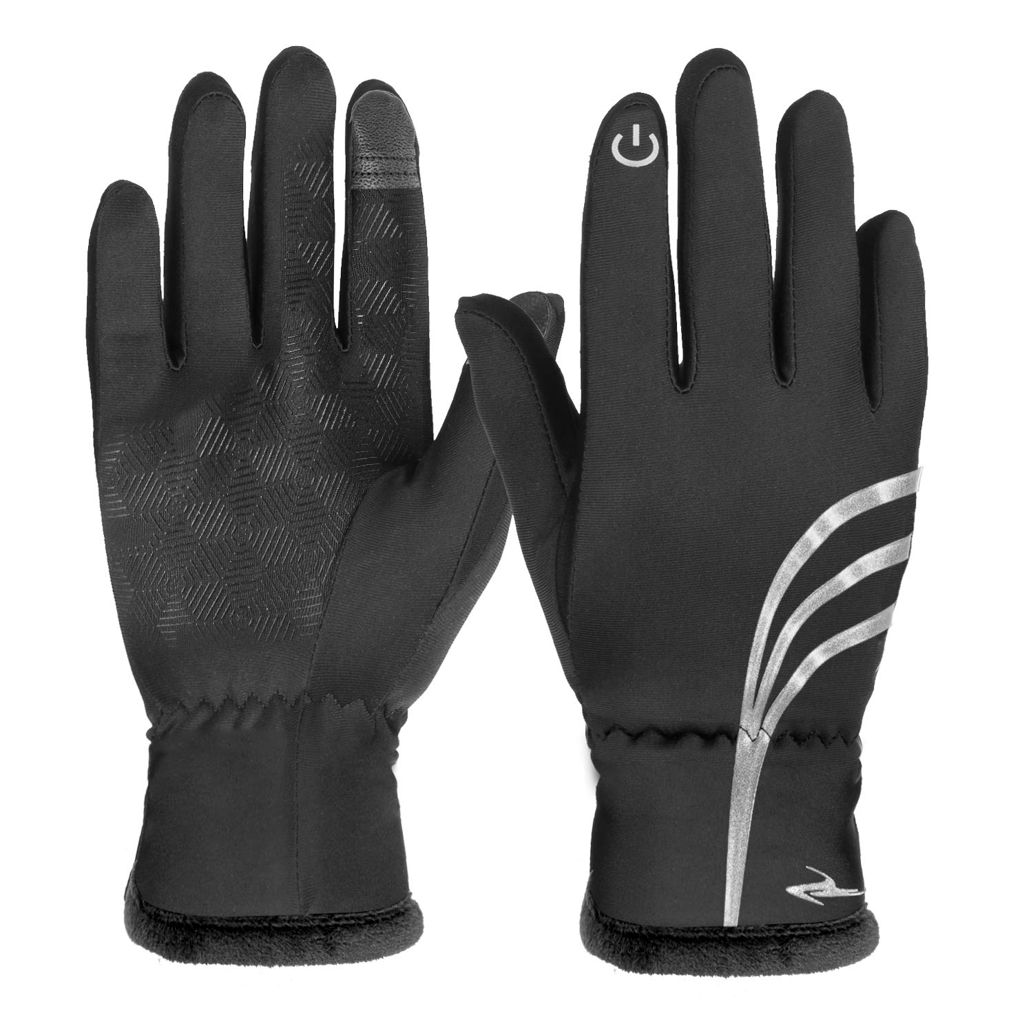 HiCool Touch Screen Gloves, Winter Gloves Driving Cycling Gloves Work Gloves for Men and Women
