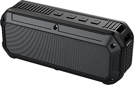 AUKEY Bluetooth Speaker, Outdoor Wireless Speaker with
