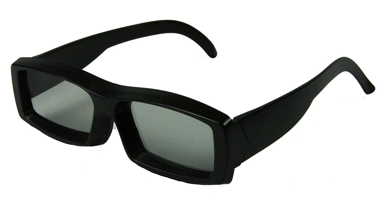 355e1ba9fb Amazon.com  3D Glasses Direct-10 - Pairs -New - RealD Compatible 3D Circular  Polarized Glasses - 3D Circular Polarized 3D Glasses same as RealD for  Disney ...