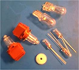 Amazon.com: Headlight Bulb Retainers - Headlight Parts ...