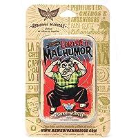Lata Contra el Mal humor - Remedios Magicos - Caja de aluminio con dulces