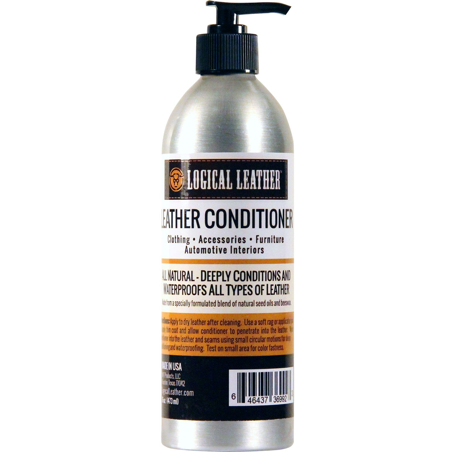 Amazon.com: Natural Waterproofing Leather Conditioner for Boots ...