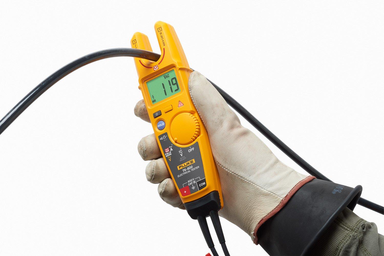 Fluke 4910331 T6-600 Electrical Tester with Field Sense technology ...