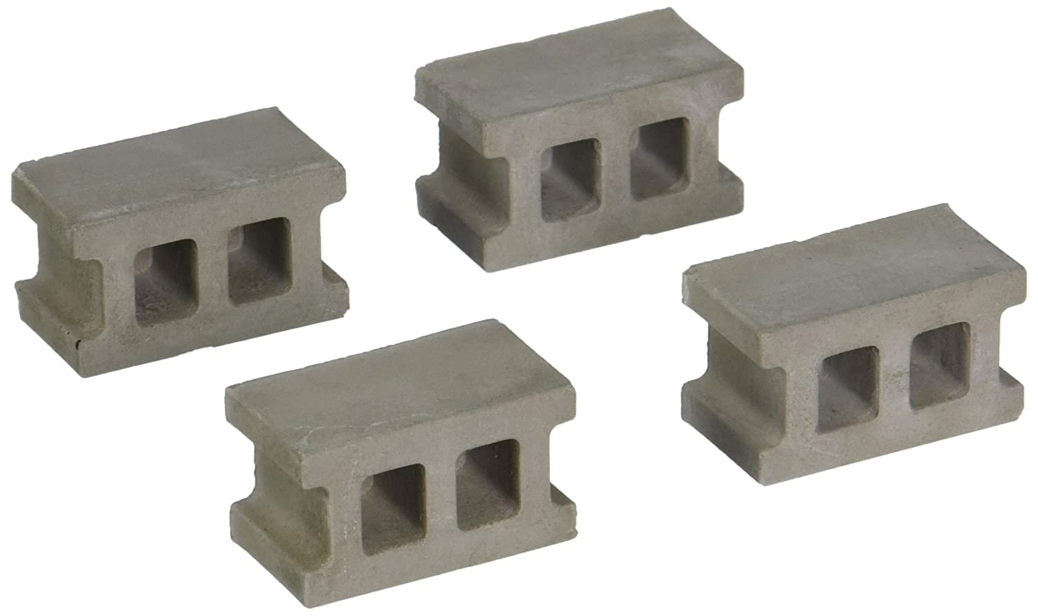 Amazon.com: MollaSpace Concrete Cinder Block Magnets - Made of Real ...